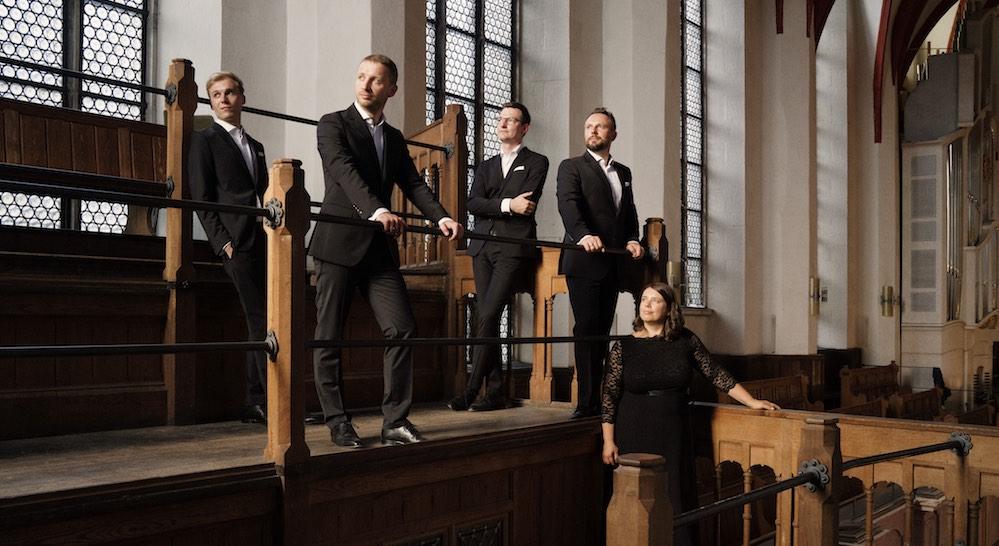 """Weihnacht A Capella"""" – Festkonzert mit dem Calmus Ensemble, Leipzig ..."""