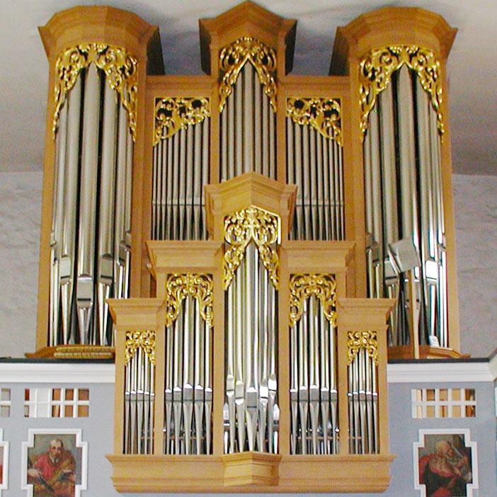 Orgel-Salzhausen